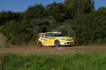 © North One Sport Limited 2010/Octane Photographic Ltd. 2010 WRC Germany SS9 Freisen Westrich I. 21st August 2010. Digital Ref : 0160LW7D5716