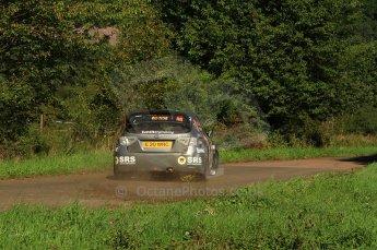 © North One Sport Limited 2010/Octane Photographic Ltd.  2010 WRC Germany SS9 Freisen Westrich I. 21st August 2010. Digital Ref : 0160LW7D5998