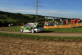© North One Sport Limited 2010/ Octane Photographic Ltd. 2010 WRC Germany Shakedown. Digital Ref : 0036lw7d2914