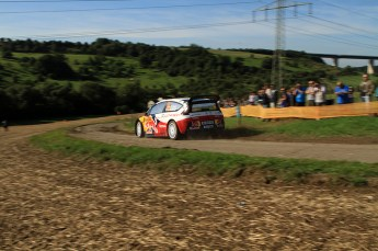 © North One Sport Limited 2010/ Octane Photographic Ltd. 2010 WRC Germany Shakedown. Digital Ref : 0036lw7d2973