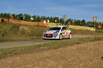© North One Sport Limited 2010/ Octane Photographic Ltd. 2010 WRC Germany Shakedown. Digital Ref : 0036lw7d3183