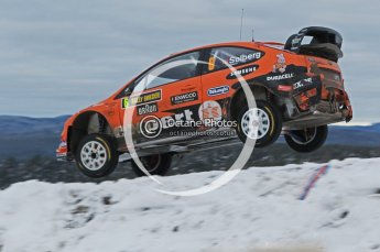 © North One Sport Ltd.2010 / Octane Photographic Ltd.2010. WRC Sweden SS18 February 14th 2010. Digital Ref : 0136CB1D2320
