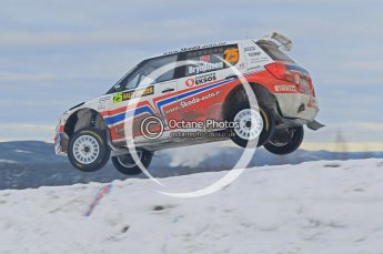 © North One Sport Ltd.2010 / Octane Photographic Ltd.2010. WRC Sweden SS18 February 14th 2010. Digital Ref : 0136CB1D2412