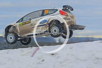 © North One Sport Ltd.2010 / Octane Photographic Ltd.2010. WRC Sweden SS18 February 14th 2010. Digital Ref : 0136CB1D2420