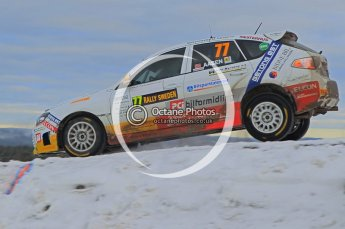© North One Sport Ltd.2010 / Octane Photographic Ltd.2010. WRC Sweden SS18 February 14th 2010. Digital Ref : 0136CB1D2449