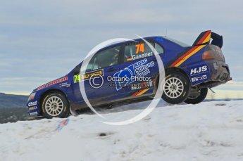 © North One Sport Ltd.2010 / Octane Photographic Ltd.2010. WRC Sweden SS18 February 14th 2010. Digital Ref : 0136CB1D2479