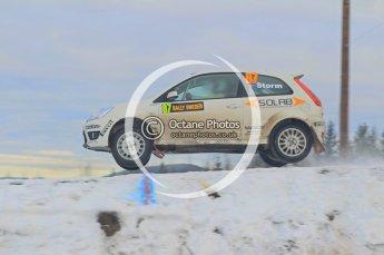 © North One Sport Ltd.2010 / Octane Photographic Ltd.2010. WRC Sweden SS18 February 14th 2010. Digital Ref : 0136CB1D2504