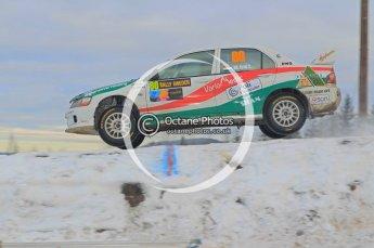 © North One Sport Ltd.2010 / Octane Photographic Ltd.2010. WRC Sweden SS18 February 14th 2010. Digital Ref : 0136CB1D2519