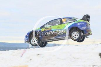 © North One Sport Ltd.2010 / Octane Photographic Ltd.2010. WRC Sweden SS18 February 14th 2010. Digital Ref : 0136CB1D2527