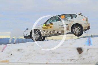 © North One Sport Ltd.2010 / Octane Photographic Ltd.2010. WRC Sweden SS18 February 14th 2010. Digital Ref : 0136CB1D2533