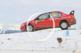 © North One Sport Ltd.2010 / Octane Photographic Ltd.2010. WRC Sweden SS18 February 14th 2010. Digital Ref : 0136CB1D2557