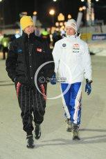 © North One Sport Ltd.2010 / Octane Photographic Ltd.2010. WRC Sweden SS1 Karlstad Stadium. February 11th 2010. Digital Ref : 0131CB1D1369