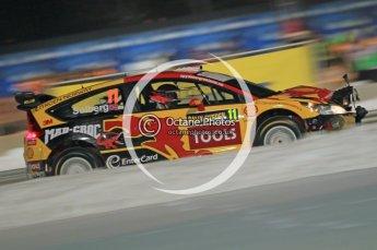© North One Sport Ltd.2010 / Octane Photographic Ltd.2010. WRC Sweden SS1 Karlstad Stadium. February 11th 2010. Digital Ref : 0131CB1D1555