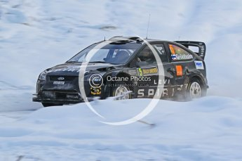 © North One Sport Ltd.2010 / Octane Photographic Ltd.2010. WRC Sweden SS21 February 14th 2010. Digital Ref : 0137CB1D2802