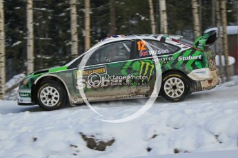 © North One Sport Ltd.2010 / Octane Photographic Ltd.2010. WRC Sweden SS21 February 14th 2010. Digital Ref : 0137CB1D2866