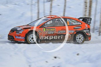 © North One Sport Ltd.2010 / Octane Photographic Ltd.2010. WRC Sweden SS21 February 14th 2010. Digital Ref : 0137CB1D2878