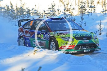 © North One Sport Ltd.2010 / Octane Photographic Ltd.2010. WRC Sweden SS5. February 12th 2010. Digital Ref : 0132CB1D1888