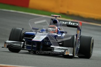 © Octane Photographic Ltd. 2011. Belgian Formula 1 GP, Practice session - Friday 26th August 2011. Digital Ref : 0170cb1d7504