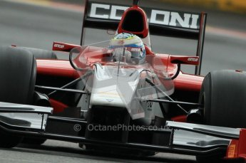 © Octane Photographic Ltd. 2011. Belgian Formula 1 GP, Practice session - Friday 26th August 2011. Digital Ref : 0170cb1d7528