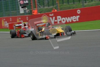 © Octane Photographic Ltd. 2011. Belgian Formula 1 GP, Practice session - Friday 26th August 2011. Digital Ref : 0170CB7D2101