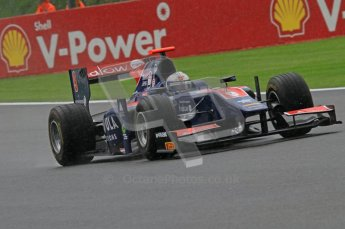 © Octane Photographic Ltd. 2011. Belgian Formula 1 GP, Practice session - Friday 26th August 2011. Digital Ref : 0170CB7D2448