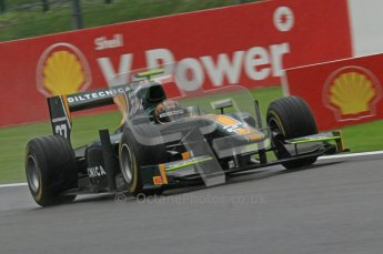 © Octane Photographic Ltd. 2011. Belgian Formula 1 GP, Practice session - Friday 26th August 2011. Digital Ref : 0170CB7D2475