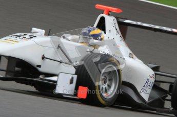 World © Octane Photographic Ltd. 2011. Belgian GP, GP3 Practice session - Saturday 27th August 2011. Tom Dillmann of Addex Team cockpit shot. Digital Ref : 0204lw7d3695