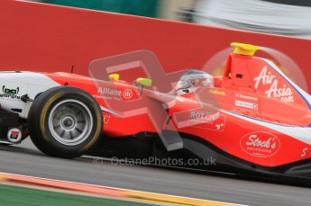 World © Octane Photographic Ltd. 2011. Belgian GP, GP3 Practice session - Saturday 27th August 2011. Simon Trummer of MW Arden. Digital Ref : 0204lw7d3716