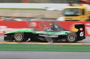 World © Octane Photographic Ltd. 2011. Belgian GP, GP3 Practice session - Saturday 27th August 2011. Ivan Lukasheshevich of Status Grand Prix. Digital Ref : 0204lw7d3807