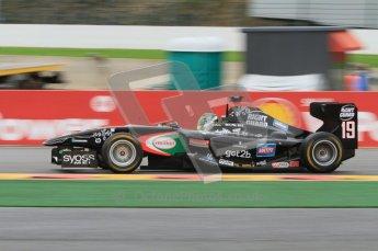 World © Octane Photographic Ltd. 2011. Belgian GP, GP3 Practice session - Saturday 27th August 2011. Tamas Pal Kiss of Tech 1 Racing. Digital Ref : 0204lw7d3834