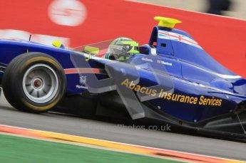 World © Octane Photographic Ltd. 2011. Belgian GP, GP3 Practice session - Saturday 27th August 2011.  Callum MacLeod of Carlin. Digital Ref : 0204lw7d3879