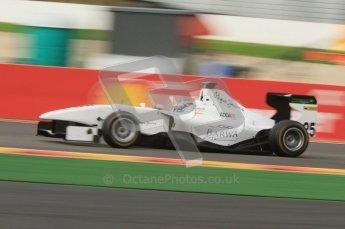 World © Octane Photographic Ltd. 2011. Belgian GP, GP3 Practice session - Saturday 27th August 2011.  Dean Smith of Addax Team. Digital Ref : 0204lw7d3953