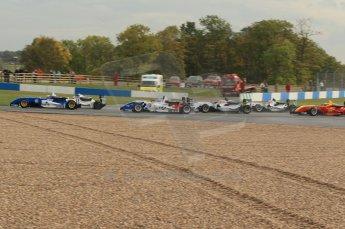 © Octane Photographic 2011 – British Formula 3 - Donington Park - Race 2. 25th September 2011. Digital Ref : 0186lw1d6739