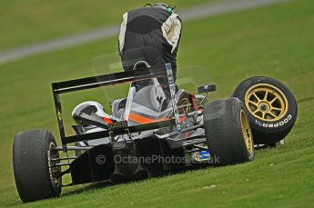 © Octane Photographic 2010. British Formula 3 Easter weekend April 5th 2010 - Oulton Park, Hywel Lloyd - CF Racing with manor Motorsport. Digital Ref. 0049CB7D1377