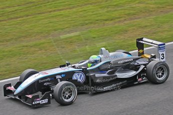 © Octane Photographic 2010. British Formula 3 Easter weekend April 5th 2010 - Oulton Park. Hitech Racing - William Buller. Digital Ref. 0049LW40D1480