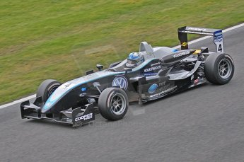 © Octane Photographic 2010. British Formula 3 Easter weekend April 5th 2010 - Oulton Park. Hitech Racing - Gabriel Dias. Digital Ref. 0049LW40D1512