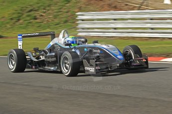 © Octane Photographic 2010. British Formula 3 Easter weekend April 3rd 2010 - Oulton Park. Fortec Motorsport, William Buller. Digital Ref. 0049CB1D5133