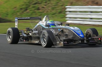 © Octane Photographic 2010. British Formula 3 Easter weekend April 3rd 2010 - Oulton Park. Hitech Racing - William Buller. Digital Ref. 0049CB1D5250