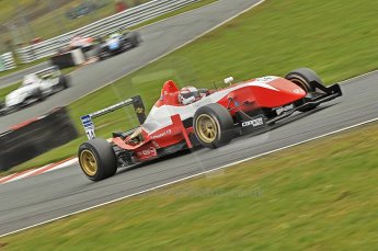 © Octane Photographic 2010. British Formula 3 Easter weekend April 5th 2010 - Oulton Park. Litespeed F3, Jay Bridger. Digital Ref. 0049CB1D8242