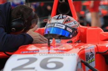 World © Octane Photographic Ltd. 2011. British GP, Silverstone, Sunday 9th July 2011. GP3 Race 2. Digital Ref: 0111LW7D6694