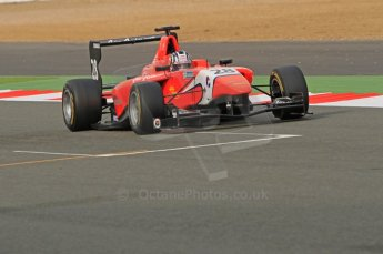 World © Octane Photographic Ltd. 2011. British GP, Silverstone, Sunday 9th July 2011. GP3 Race 2. Digital Ref: 0111LW7D6865