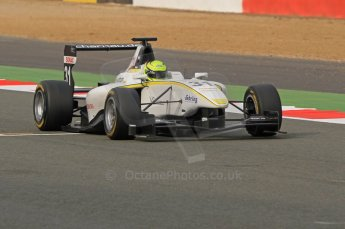 World © Octane Photographic Ltd. 2011. British GP, Silverstone, Sunday 9th July 2011. GP3 Race 2. Digital Ref: 0111LW7D6903