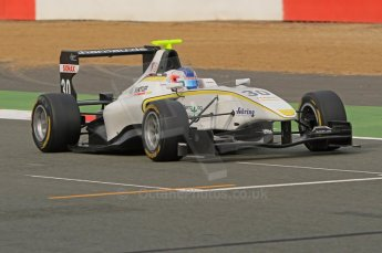 World © Octane Photographic Ltd. 2011. British GP, Silverstone, Sunday 9th July 2011. GP3 Race 2. Digital Ref: 0111LW7D6925