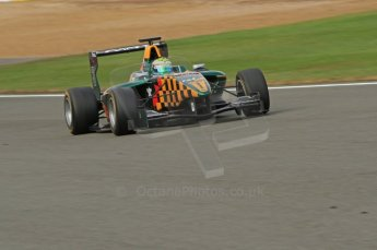 World © Octane Photographic Ltd. 2011. British GP, Silverstone, Sunday 9th July 2011. GP3 Race 2. Digital Ref: 0111LW7D7338