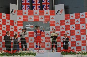 World © Octane Photographic Ltd. 2011. British GP, Silverstone, Sunday 9th July 2011. GP3 Race 2. Digital Ref: 0111LW7D7505