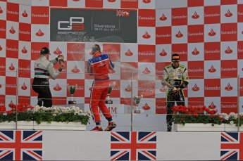 World © Octane Photographic Ltd. 2011. British GP, Silverstone, Sunday 9th July 2011. GP3 Race 2. Digital Ref: 0111LW7D7606