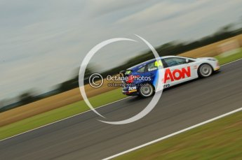 © Octane Photographic Ltd. 2011. British Touring Car Championship – Snetterton 300, Andy Neate - Ford Focus - Team Aon. Saturday 6th August 2011. Digital Ref : 0121CB1D2945