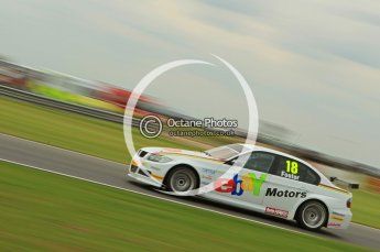 © Octane Photographic Ltd. 2011. British Touring Car Championship – Snetterton 300, Nick Foster - BMW320i - WSR. Saturday 6th August 2011. Digital Ref : CB1D3238