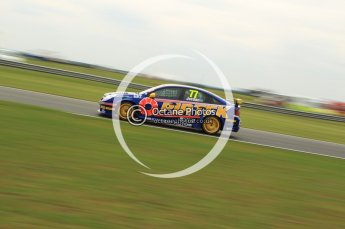 © Octane Photographic Ltd. 2011. British Touring Car Championship – Snetterton 300, Andrew Jordan - Vauxhall Vectra - Pirtek Racing. Saturday 6th August 2011. Digital Ref : CB1D3255