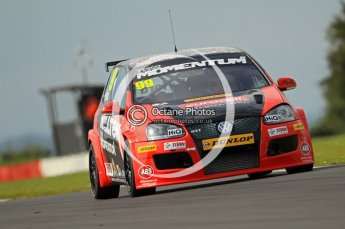 © Octane Photographic Ltd. 2011. British Touring Car Championship – Snetterton 300, Martin Byford - Volkswagen Golf - AmD Milltek Racing.com. Saturday 6th August 2011. Digital Ref : 0121CB7D8651